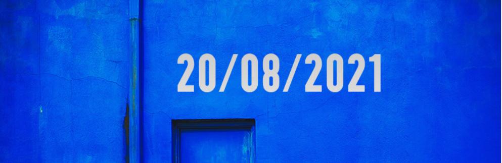 Signaux Trading gratuits du 20 Août 2021